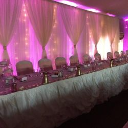Head Table June 2018